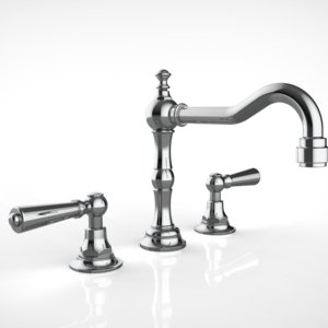 Gramercy GRA-100-PC Faucet in Polished Chrome